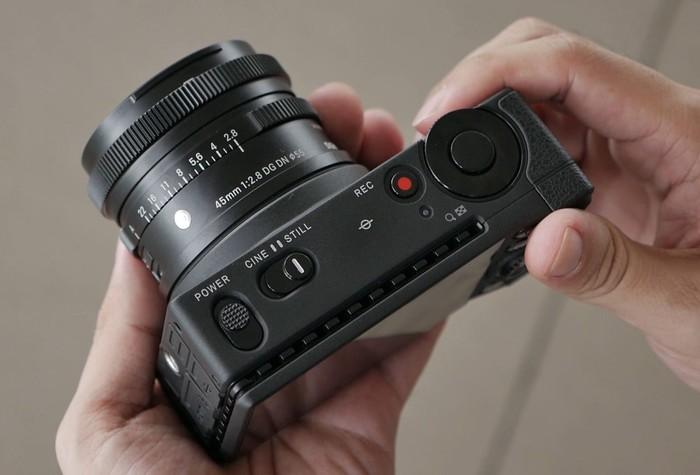 kamera sigma fp
