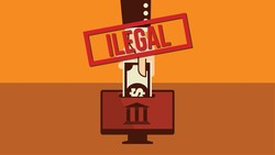 Pinjol Ilegal Sebar Foto Vulgar Nasabah, Ancaman Hukumnya Berat!