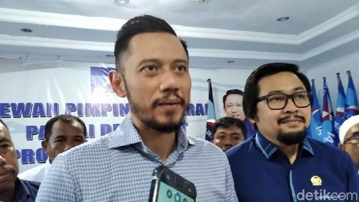 Agus Harimurti Yudhoyono (Ajis Khalid/detikcom)