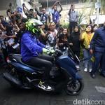 Resmi! Harga Yamaha All New Nmax Connected ABS Rp 33 jutaan
