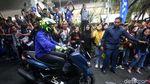 Gaya Valentino Rossi Naik Yamaha All New Nmax