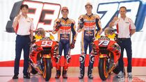Honda Nggak Sabar Geber Motor MotoGP di Mandalika