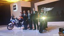 Duo Marquez ke Jakarta Luncurkan Moge Baru Honda