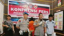 Beli Motor Pakai Dana Desa, Kades dan Bendahara Ditangkap