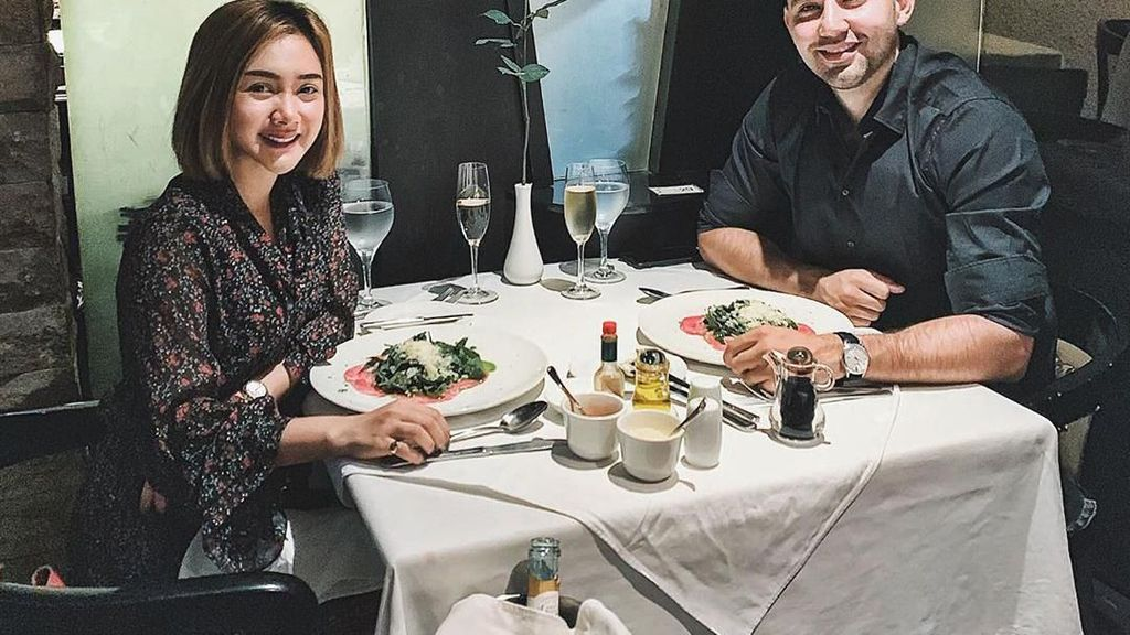 Mesranya Kulineran Cita Citata dan Pacar Bulenya yang Siap Nikah
