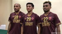 PSM Makassar Perkenalkan 3 Pemain Baru