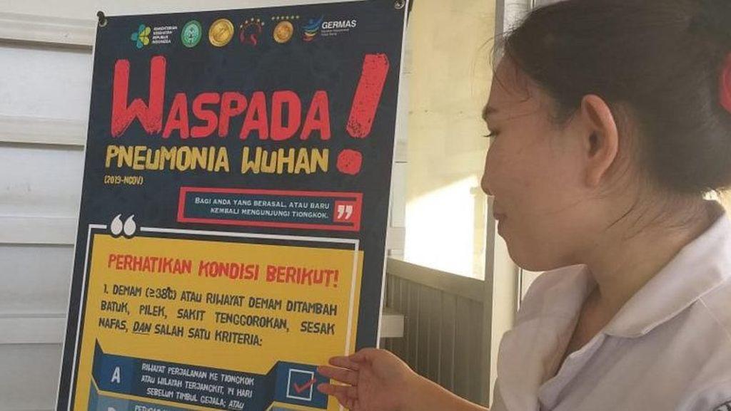 Demam-Pilek, Balita WN China Diisolasi di RSUP Kandou Manado