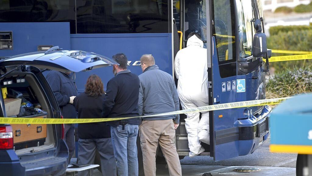 Video: Penembakan Bus di California, 1 Orang Tewas dan 5 Luka