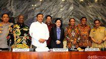 Sinergi Pemerintah Pusat dan Pemprov Papua Sukseskan PON 2020