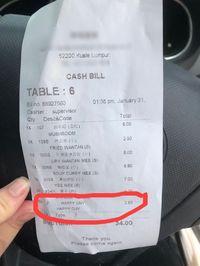 Restoran Mie Ini Getok Harga, Pengunjung Dikenai Biaya Untuk Ucapan Imlek