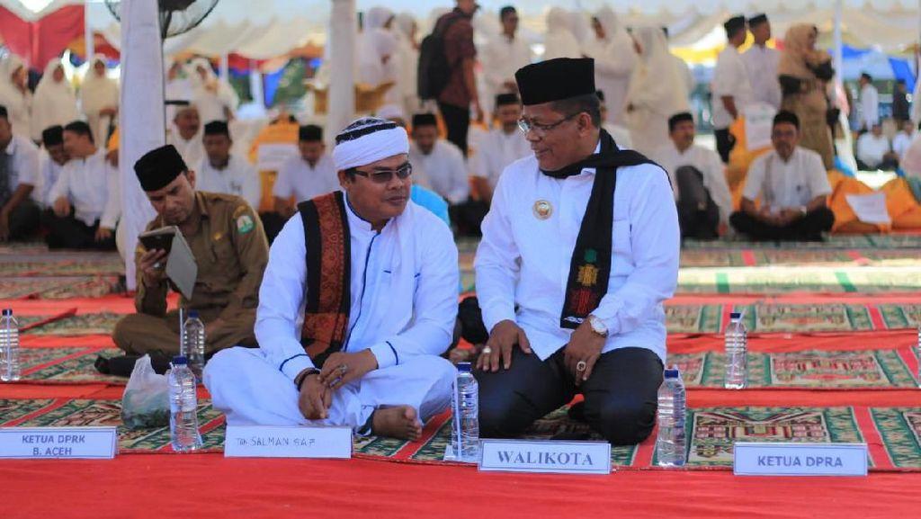Gelar Maulid Raya, Pemkot Banda Aceh Sebar 25 Ribu Undangan
