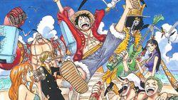 Chapter 973 Ditunda, Rumor Komikus One Piece Kena Corona Beredar