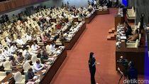 DPR Rapat Bareng Mendagri-Menpora Bahas Persiapan PON Papua