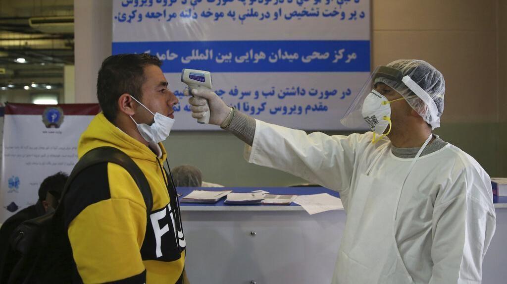 Afghanistan Perketat Bandara Imbas Virus Corona