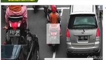 Polda Metro: Pemotor yang Kena Tilang Elektronik Berkurang