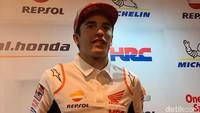 Marc Marquez yang Amat Merindukan MotoGP