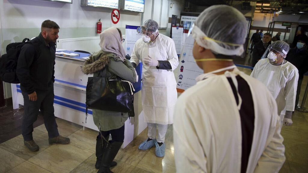 Afghanistan Konfirmasi Kasus Pertama Virus Corona