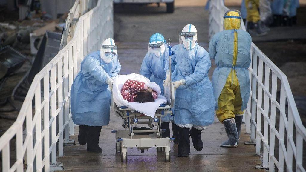 Bertambah, Lebih dari 16 Ribu Pasien Virus Corona Sembuh di China