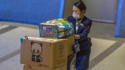 Katanya Virus Corona Tak Menular lewat Produk China, Kenapa Impor Disetop?