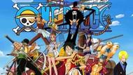 Rekor! Manga One Piece Terjual 450 Juta Kopi di Seluruh Dunia