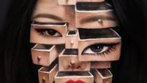 Deretan Makeup Ilusi Ini Dijamin Bikin Kepala Pusing