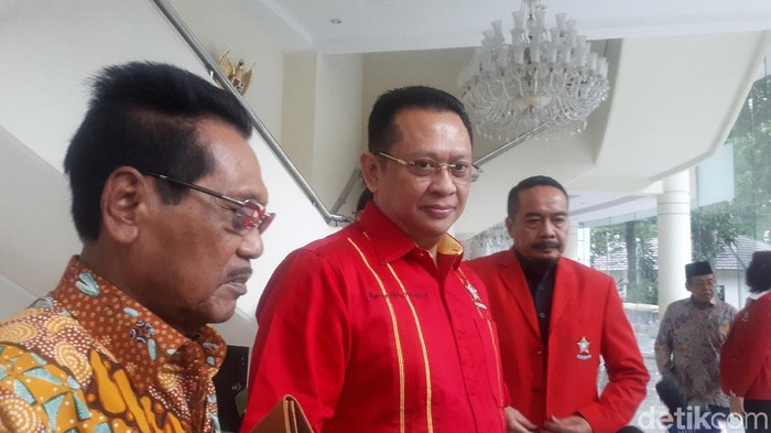 Waketum SOKSI Bambang Soesatyo (Dwi Andayani/detikcom)