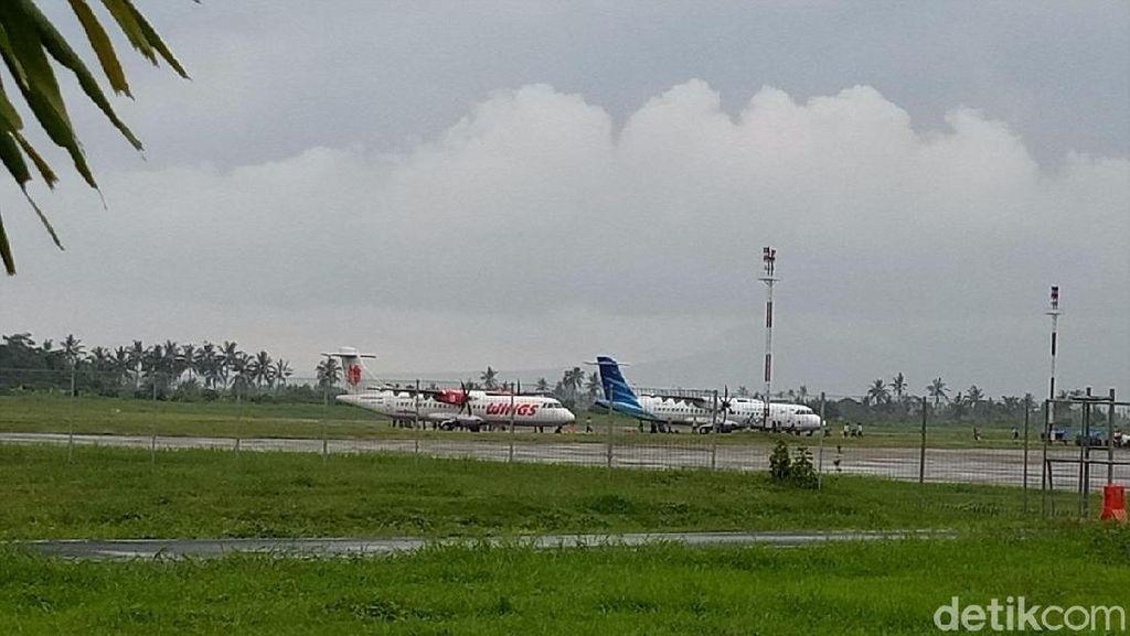 Asyik, Warga Kediri Punya Bandara April 2022