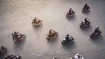 Ulah Brutal Diduga Geng Motor di Tasikmalaya Rusak Madrasah