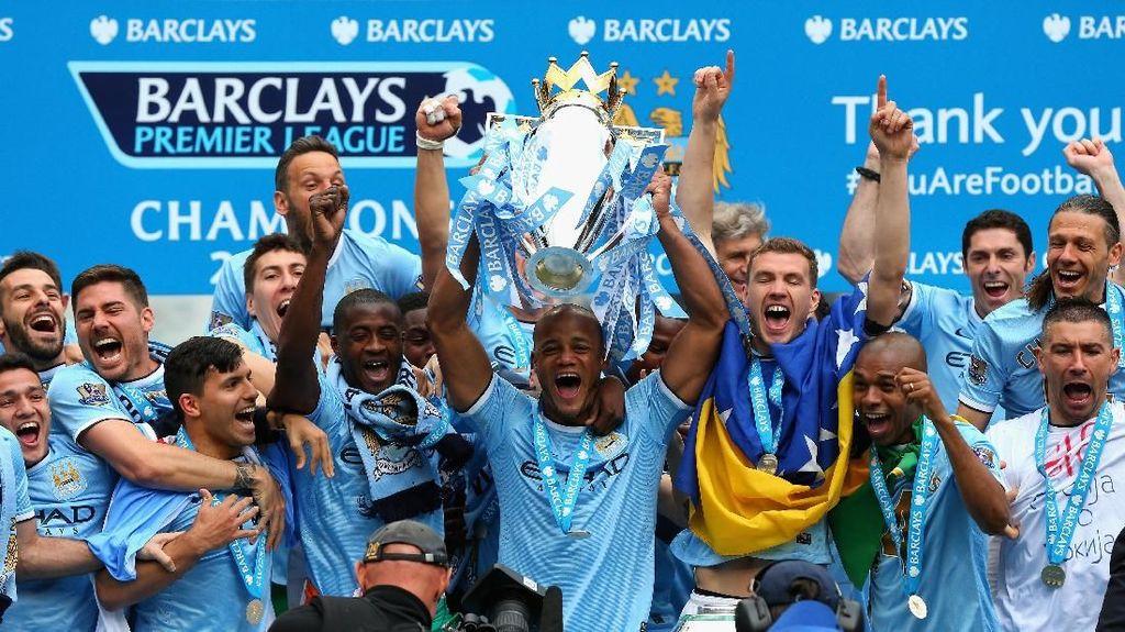 Gelar Juara Liga Inggris 2013/2014 Milik Man City Terancam Dicopot