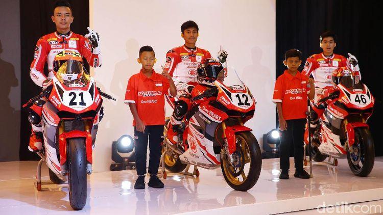 Pebalap Muda AHRS Siap Harumkan Nama Indonesia