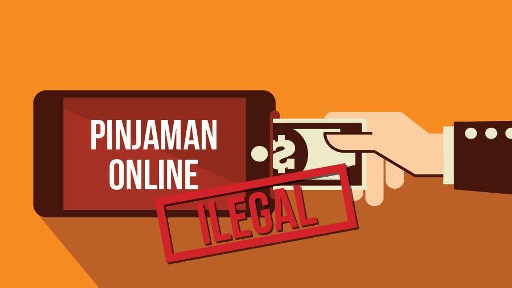 Sepanjang 2021, OJK Jabar Blokir 3.856 Aplikasi Pinjol Ilegal