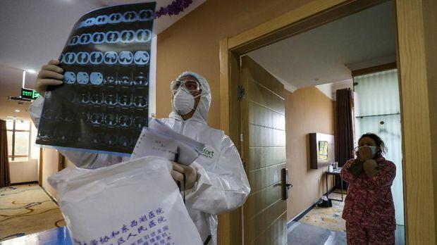 Tahapan Virus Corona, dari Ringan Hingga Menyebabkan Kematian