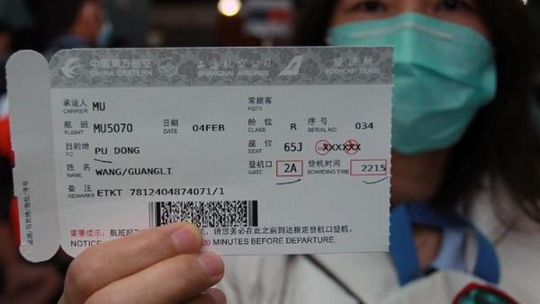 Harga Tiket Pesawat Di China Turun Drastis Hingga Jadi Rp 60 000