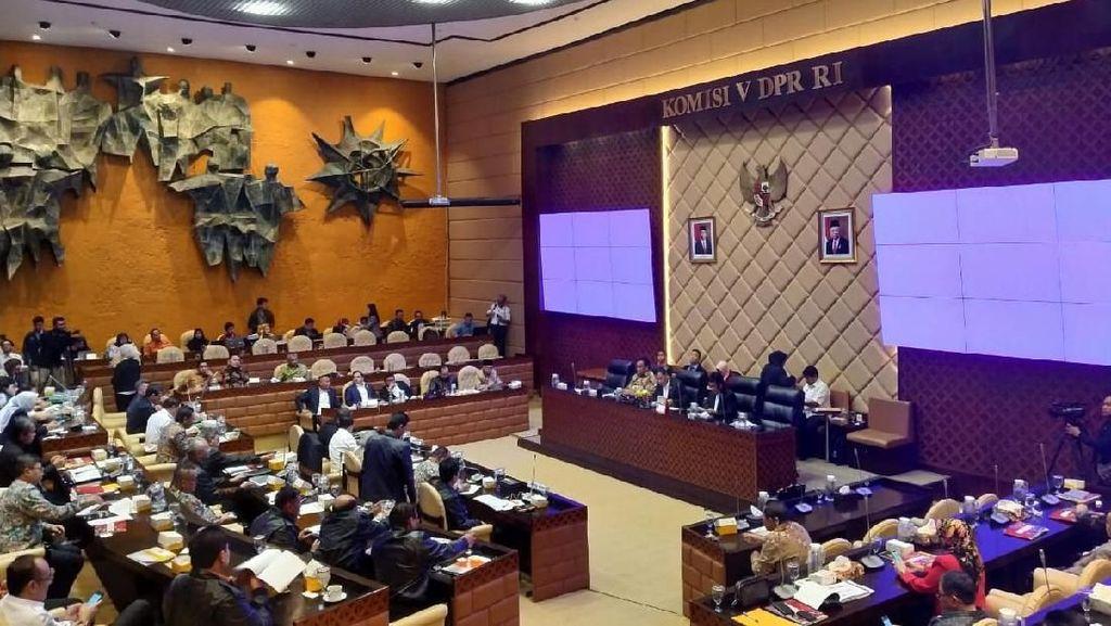 Budi Karya dan Basuki Dipanggil DPR Bahas Infrastruktur Pariwisata