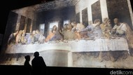 Perjamuan Terakhir Leonardo da Vinci Ada di Jakarta, Tertarik Lihat?
