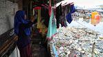 Potret Permukiman Kumuh di Balik Gedung Pencakar Langit Jakarta