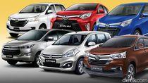 Goodbye Mobil Murah, Harga LCGC Makin Nyerempet MPV