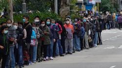 Kasus Corona Melonjak, Hong Kong Tawarkan Warganya Tes COVID-19 Gratis