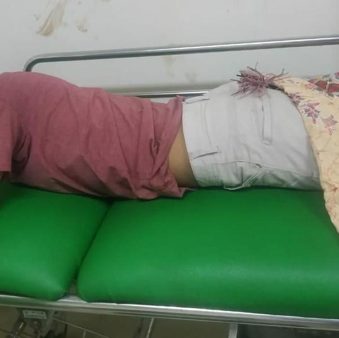 Penyerangan terjadi di rumah kontrakan milik mahasiswa di Makassar, Sulawesi Selatan (Sulsel).