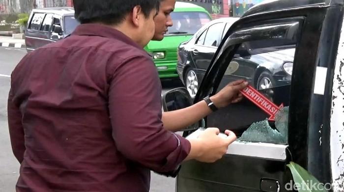 Pencuri Modus Pecah Kaca Mobil di Sukabumi