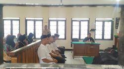 Hakim Tolak Eksepsi Terdakwa Kasus Terbakarnya Ipda Erwin