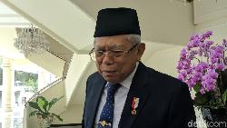 Maruf Amin Ingatkan Pengusaha Properti soal Corona