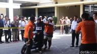 Rekonstruksi Pembunuhan Rosidah, Ini Alasan Pelaku Bakar Mayat Korban
