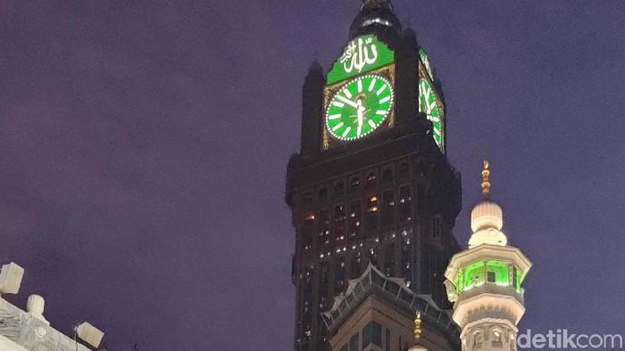Ilustrasi masjidil haram, mekkah al-mukaromah