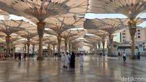 Masjid Nabawi Akhirnya Akan Dibuka Kembali
