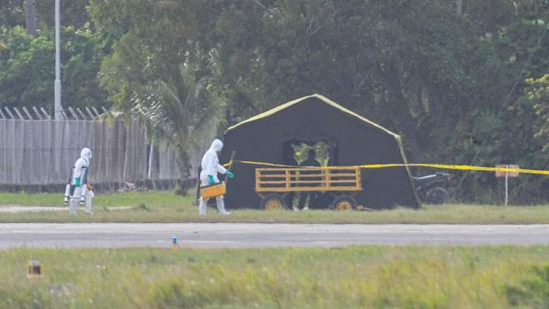 65 Orang Pulang ke Jatim Usai Observasi Corona di Natuna