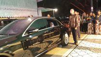 Presiden Singapura Temui Sultan di Keraton Yogya, Ini yang Dibahas