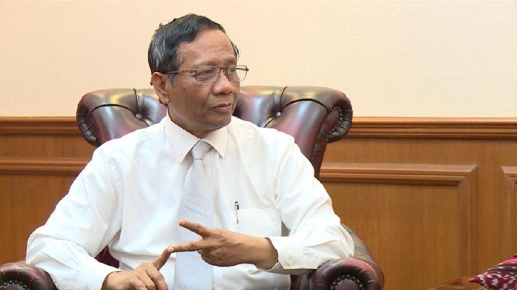Mahfud Md: Otsus Papua Tetap Berlaku, yang Diperpanjang Dananya