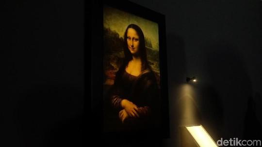 Akhir Pekan ke Mana? Mari Sapa Mona Lisa di Jakarta