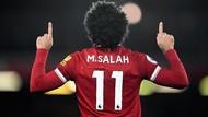 Sebelum Sahur, Mohamed Salah Olahraga Tengah Malam Dulu